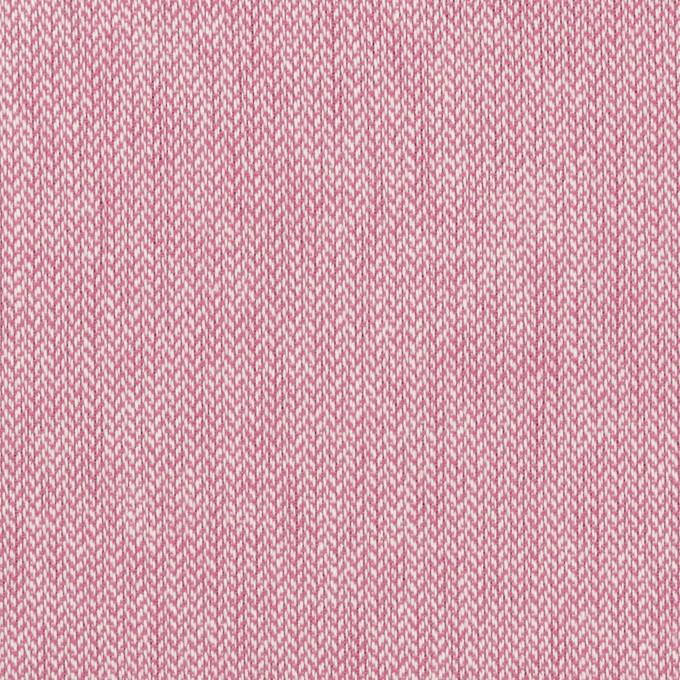コットン×ミックス(チェリーピンク)×ヘリンボーン イメージ1
