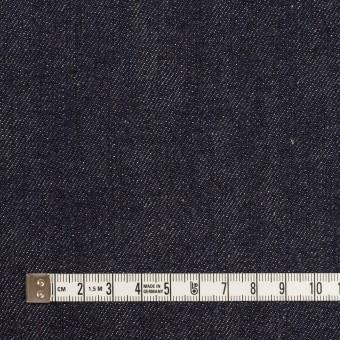 コットン×無地(インディゴ)×セルビッチ・デニム(11oz) サムネイル4