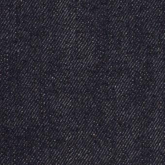 コットン×無地(インディゴ)×セルビッチ・デニム(11oz) サムネイル1