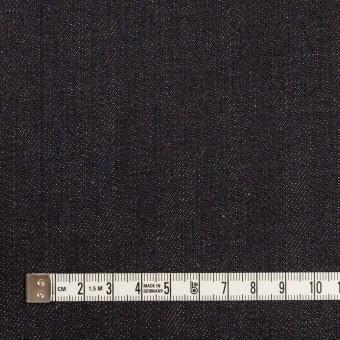コットン×無地(インディゴ)×セルビッチ・デニム(13.5oz) サムネイル4