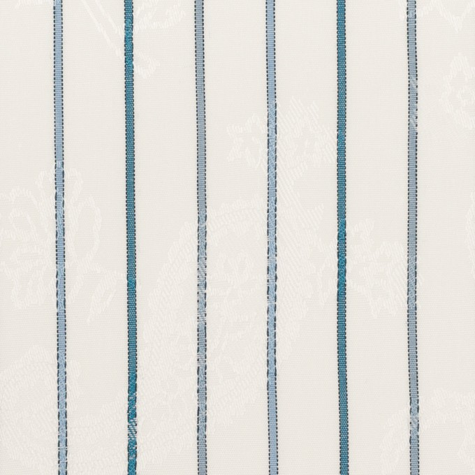 コットン×ストライプ(バルビゾン)×ブロード・ジャガード イメージ1