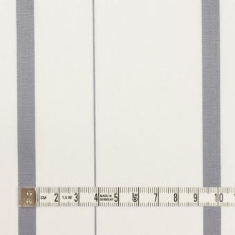 コットン×ストライプ(グレー)×ブロード・ジャガード サムネイル4