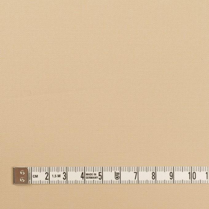 コットン&リネン×無地(ライトベージュ)×サージ イメージ4