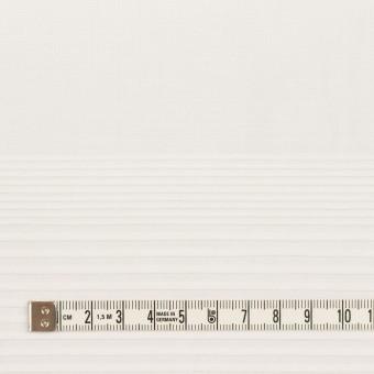コットン×ボーダー(ホワイト)×ボイルピンタック サムネイル4