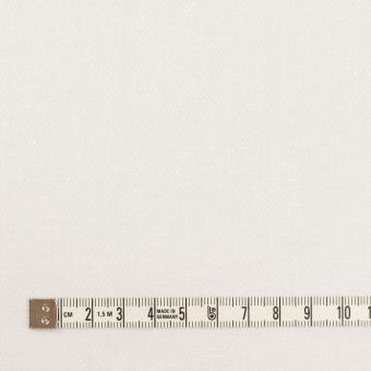 リネン×無地(ホワイト)×サージ サムネイル4
