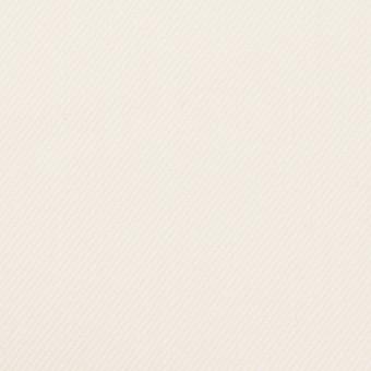 コットン&ポリウレタン×無地(ミルク)×カツラギストレッチ サムネイル1