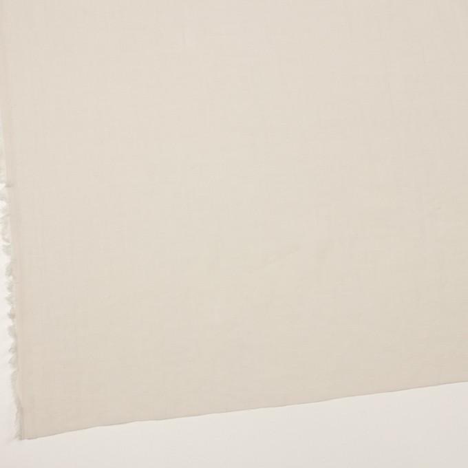 コットン×無地(アイボリー)×ボイルワッシャー_全4色 イメージ2