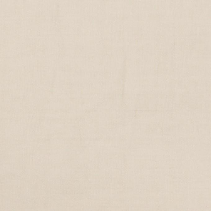 コットン×無地(アイボリー)×ボイルワッシャー_全4色 イメージ1