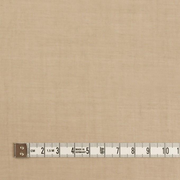コットン×無地(カフェオレ)×ボイルワッシャー_全4色 イメージ4