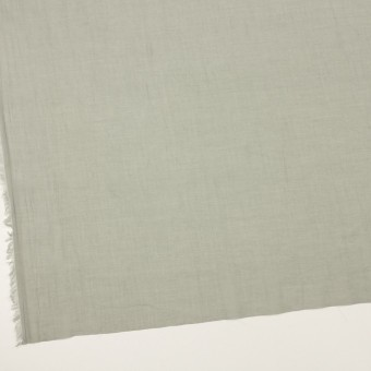 コットン×無地(セージグリーン)×ボイルワッシャー_全4色 サムネイル2