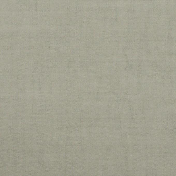 コットン×無地(セージグリーン)×ボイルワッシャー_全4色 イメージ1