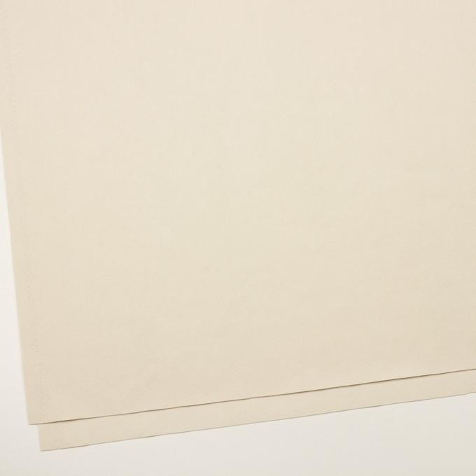 ポリエステル&ポリウレタン×無地(エクリュ)×スエード(人工皮革)_全4色 イメージ2