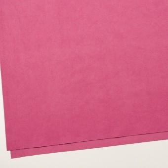 ポリエステル&ポリウレタン×無地(チェリーピンク)×スエード(人工皮革)_全4色 サムネイル2