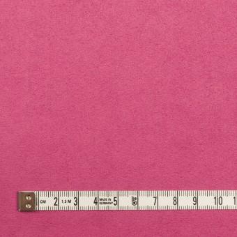 ポリエステル&ポリウレタン×無地(チェリーピンク)×スエード(人工皮革)_全4色 サムネイル4
