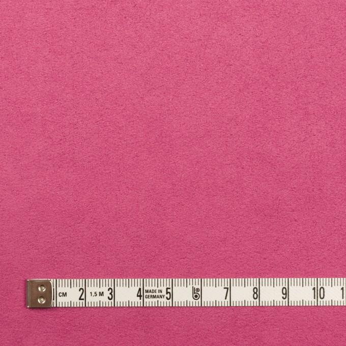 ポリエステル&ポリウレタン×無地(チェリーピンク)×スエード(人工皮革)_全4色 イメージ4