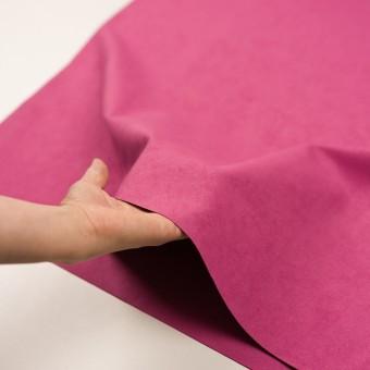ポリエステル&ポリウレタン×無地(チェリーピンク)×スエード(人工皮革)_全4色 サムネイル5