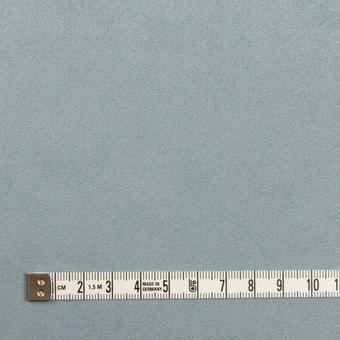 ポリエステル&ポリウレタン×無地(ブルーグレー)×スエード(人工皮革)_全4色 イメージ4