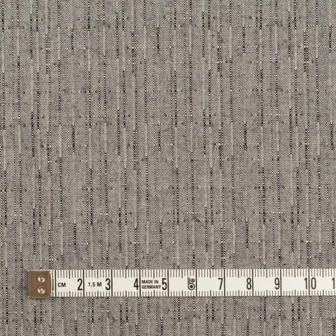 コットン&ポリエステル×ミックス(グレー)×二重織 イメージ4