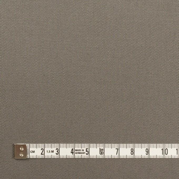 コットン×無地(スチールグレー)×チノクロス イメージ4