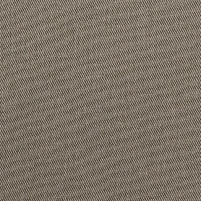 コットン×無地(スチールグレー)×チノクロス イメージ1