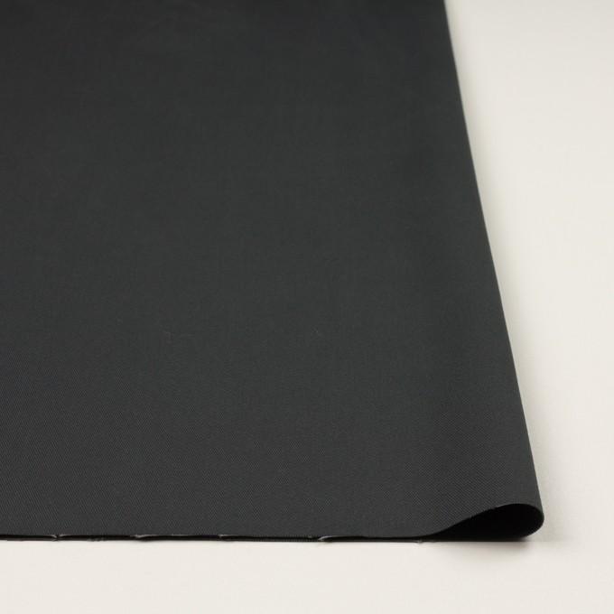 コットン×無地(チャコールグレー)×チノクロス イメージ3