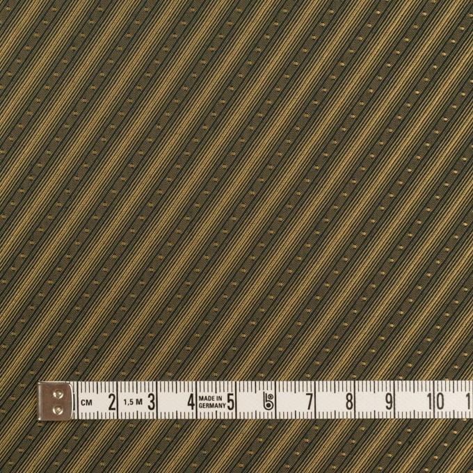 コットン&キュプラ×バイヤス(アンティークゴールド)×ジャガード_全2色 イメージ4