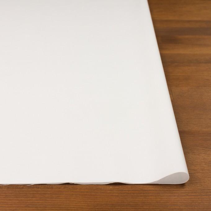 コットン×無地(オフホワイト)×薄オックスフォード_全3色 イメージ3