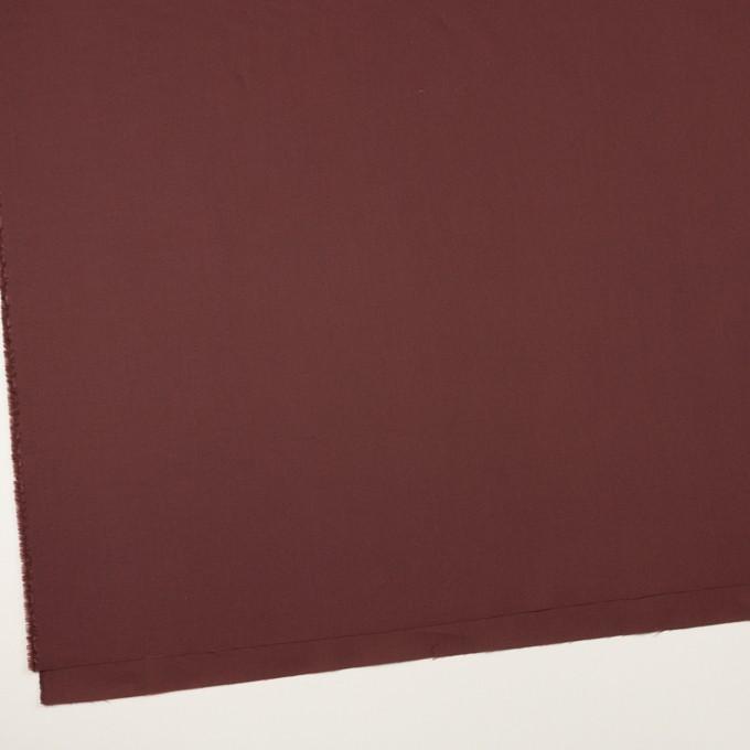 コットン×無地(ボルドー)×薄オックスフォード_全3色 イメージ2