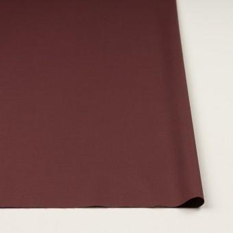 コットン×無地(ボルドー)×薄オックスフォード_全3色 サムネイル3
