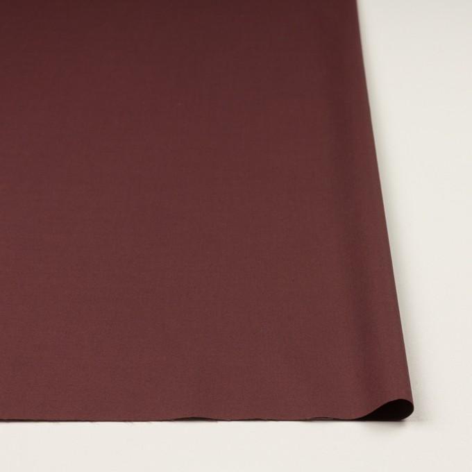 コットン×無地(ボルドー)×薄オックスフォード_全3色 イメージ3