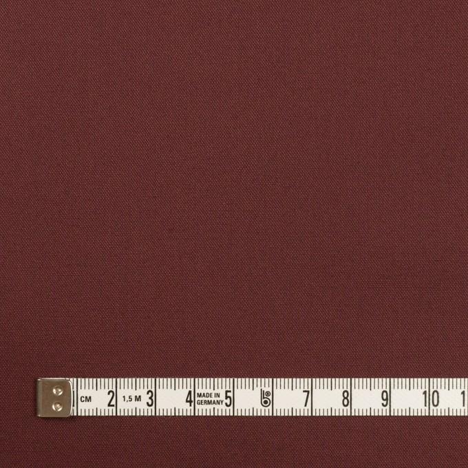 コットン×無地(ボルドー)×薄オックスフォード_全3色 イメージ4