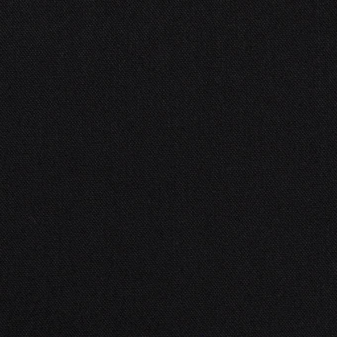 コットン×無地(ブラック)×薄オックスフォード_全3色 イメージ1