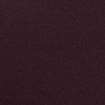 コットン×無地(レーズン)×チノクロス_全2色