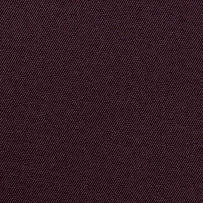 コットン×無地(レーズン)×チノクロス_全2色 イメージ1