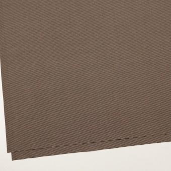 コットン&ポリエステル混×チェック(モカ&ブラック)×千鳥格子ストレッチ サムネイル2