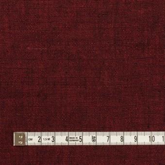 リネン×無地(ガーネット)×シャンブレー・キャンバス サムネイル4