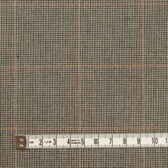 コットン×チェック(ベージュ&ブラック)×キャンバス サムネイル4