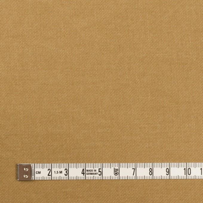 コットン&ポリエステル×無地(カーキベージュ)×チノクロス_全4色 イメージ4