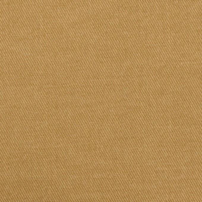 コットン&ポリエステル×無地(カーキベージュ)×チノクロス_全4色 イメージ1