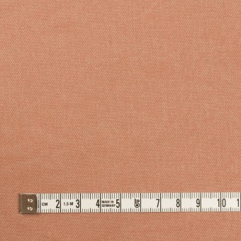 コットン&ポリエステル×無地(サーモンピンク)×チノクロス_全4色 サムネイル4
