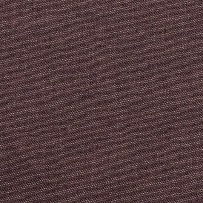 コットン&ポリエステル×無地(グレープ)×チノクロス_全4色 イメージ1