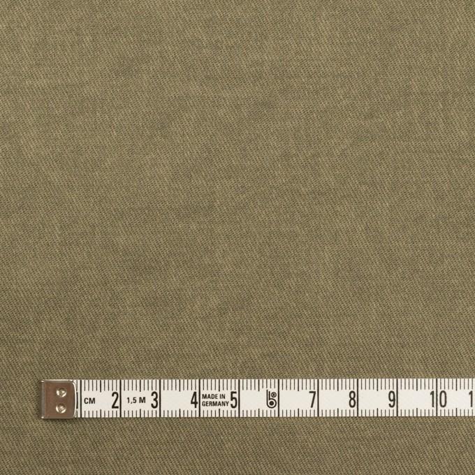 コットン&ポリエステル×無地(アイビーグリーン)×チノクロス_全4色 イメージ4
