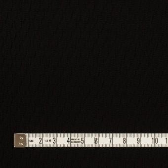 トリアセテート&ポリエステル×幾何学模様(ブラック)×フクレジャガード サムネイル4