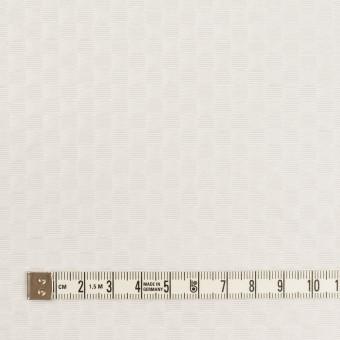 ポリエステル×スクエア(ホワイト)×グログラン・ジャガード サムネイル4