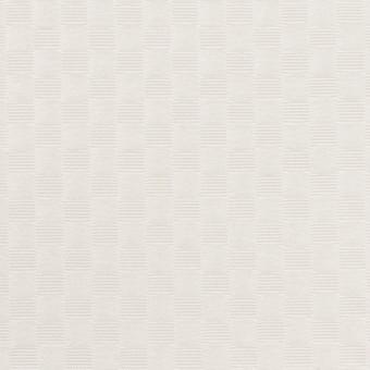 ポリエステル×スクエア(ホワイト)×グログラン・ジャガード