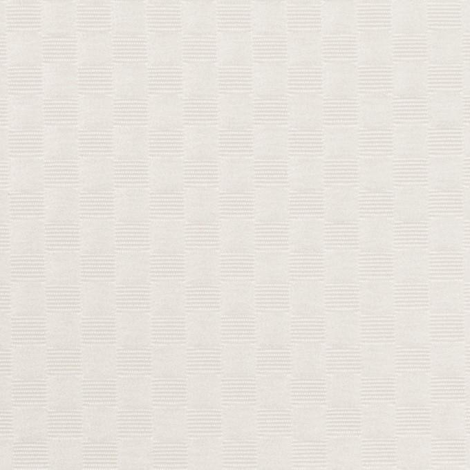 ポリエステル×スクエア(ホワイト)×グログラン・ジャガード イメージ1