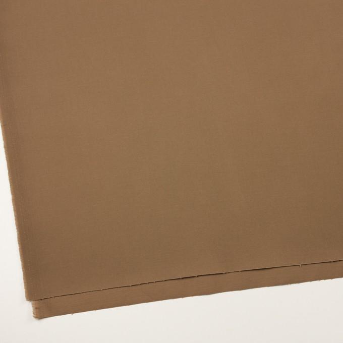 コットン&ポリウレタン×無地(モカブラウン)×チノクロス・ストレッチ イメージ2