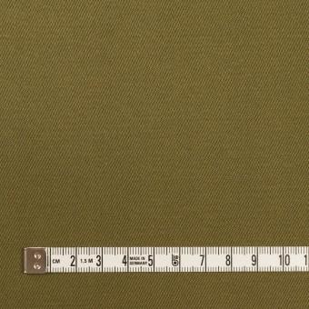 コットン×無地(カーキグリーン)×二重織 サムネイル4