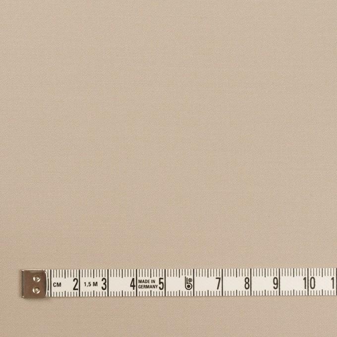 コットン&レーヨン混×無地(グレイッシュベージュ)×二重織_全3色 イメージ4