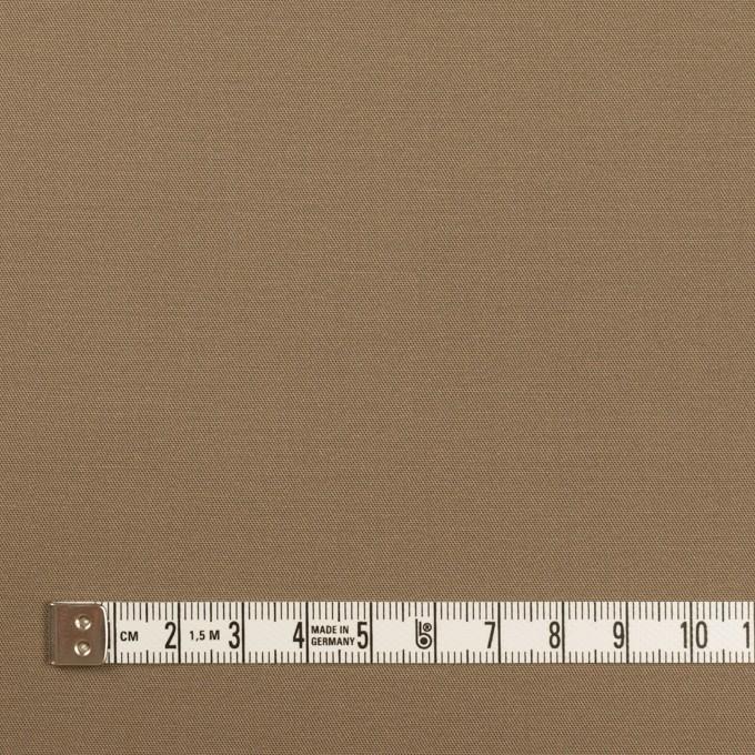 コットン&レーヨン混×無地(モカブラウン)×二重織_全3色 イメージ4